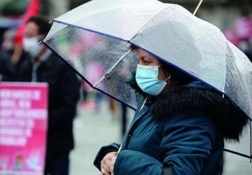 Proteção Civil recomenda cuidados especiais por causa da depressão Gaetan