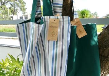 Esta marca vende sacos ecológicos originais que vai querer usar para ir às compras