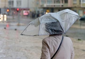 Vem aí uma semana de chuva e mais frio no Seixal
