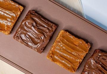 Esta marca de brownies artesanais nasceu a partir de um hobby na quarentena