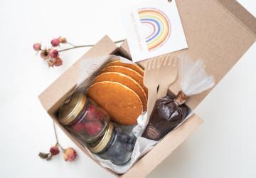 As caixas de panquecas e waffles mais irresistíveis que chegam até ao Seixal