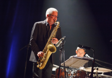 Andy Sheppard volta ao Seixal no Dia Internacional do Jazz
