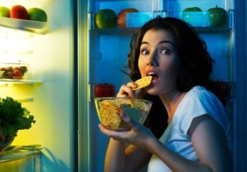 Estes são os snacks que pode comer quando tem fome antes de ir para a cama