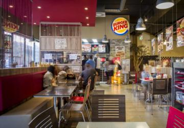 Há hambúrgueres grátis na Burger King até ao início de julho