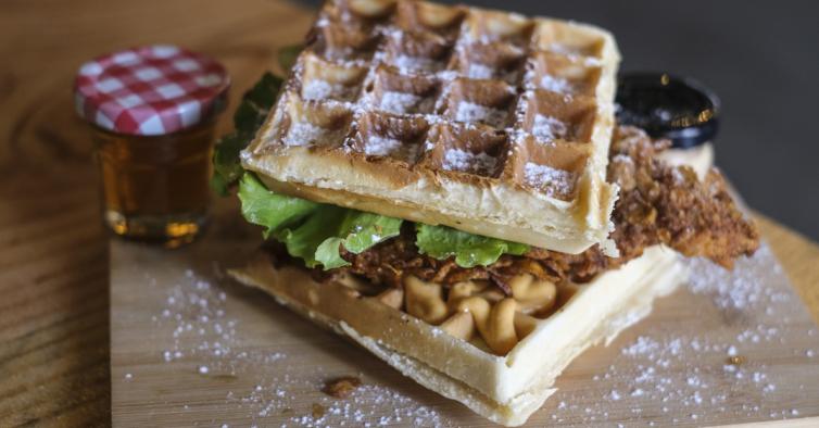 Hashtag Burger (11,95€) — USAxe Club