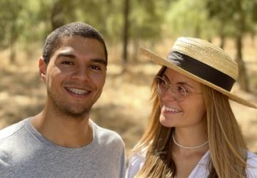 Este casal seixalense adora viajar — e faz planos de viagem personalizados